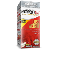 Hydroxycut Pro Clinical Non-Stimulant Appetite Suppressant Weight Loss Capsules, 60 Count