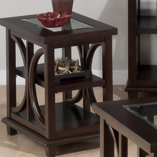 Jofran Panama Chairside Table
