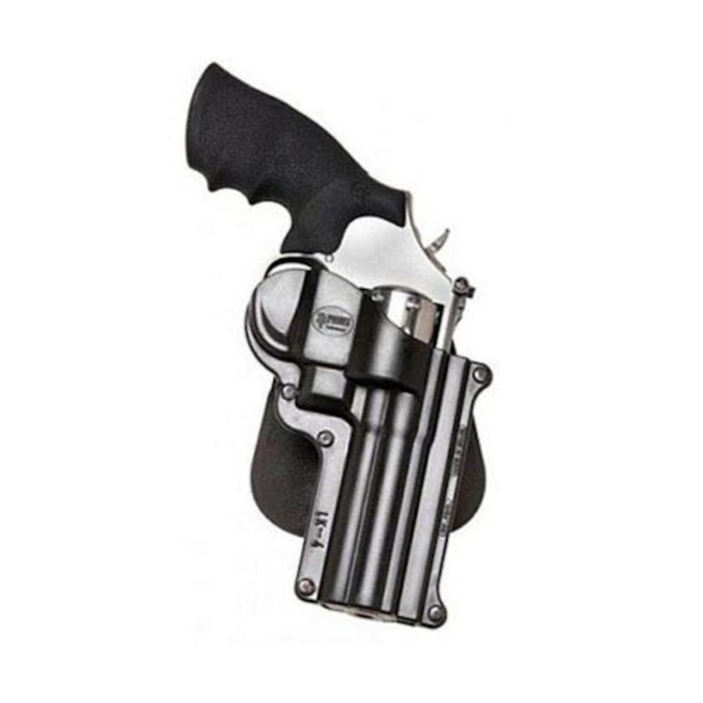 """Roto Holster RH Paddle SW4RP Smith & Wesson 4"""" L+K Frame, Taurus 66, 431, 65, Faster draw than leather By Fobus by"""