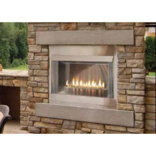 "Outdoor Stainless 42"" Refractory Liner Premium Firebox"