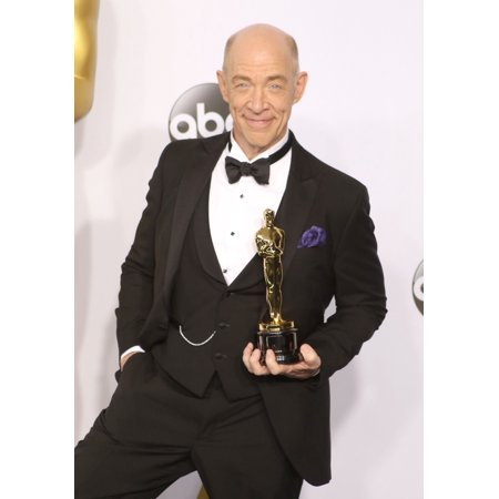 JK Simmons Best Actor In A Supporting Actor For Whiplash In The Press Room For The 87Th Academy Awards Oscars 2015 - Press Room The Dolby Theatre At Hollywood And Highland Center Los Angeles Ca Februa](Whiplash In Toddlers)