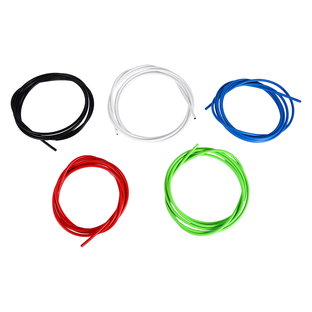2m 5 Colors Brake Shift Cable Housing Hose Kits  Mountain Bicycle Bike Accessory