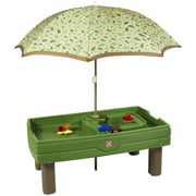 Step2 Naturally Playful Sand And Water Activity Table Value Bundle 8 Piece Accessory Set