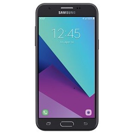 At Prepaid Samsung Galaxy Express Prime 2 16Gb Prepaid Smartphone  Black