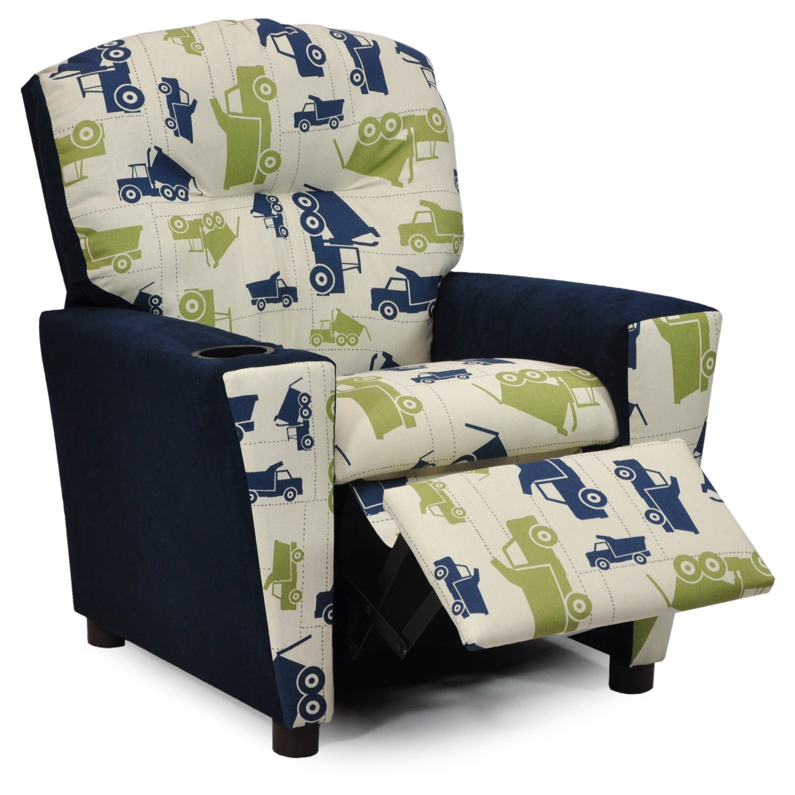 Kidz World Toy Truck Felix Kids Recliner