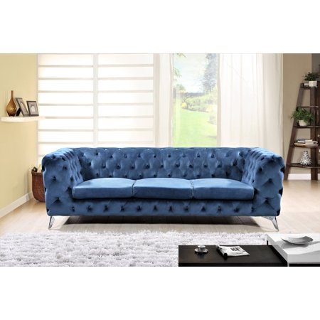 US Pride Furiture Khan Chesterfield Sofa ()