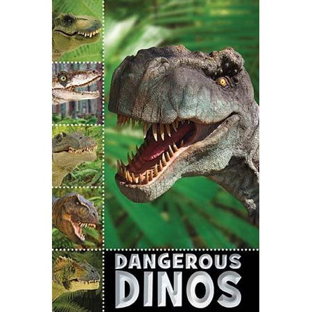 Dangerous Dinos (Ready To Read, Level 2) - image 1 de 1