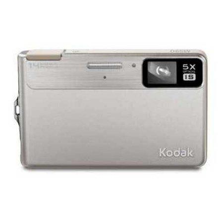 Sony Kodak Easyshare - Refurbished Kodak EasyShare M590 14 MP Digital Camera with 5x Optical Zoom and 2.7-Inch LCD (Silver)