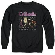 Cinderella - Nobodys Fool - Crewneck Sweatshirt - Small