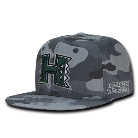 NCAA Hawaii University Rainbow Warriors Camouflage Snapback Baseball Caps  Hats - Walmart.com 5a1cc4c3d071