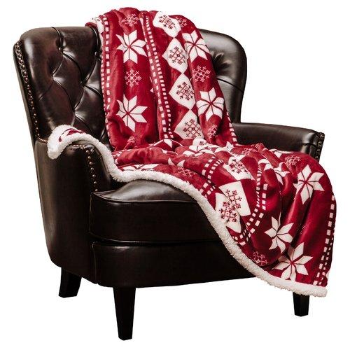 The Holiday Aisle Milana Lush Blanket