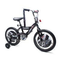 "Wonderplay 16"" Kid's BMX Bike for 4-6 Years Old Boys' and Girls' Bicycle , EVA Tires, Training Wheels with Coaster Brake"