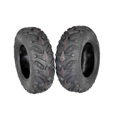 MASSFX Grinder 22x7-11 Dual Compound 6-PLY Front ATV Tire - Dual Compound