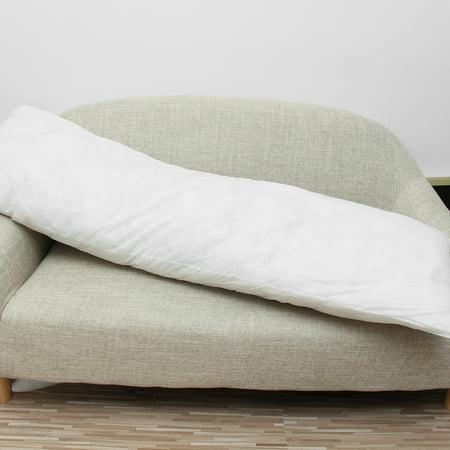 4 Sizes Oversized Body Pillow Hugging Cushion Pillow Inner Bed Pillows Sleeping Pillow Cushion