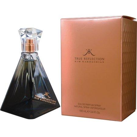 Kim Kardashian 11278164 True Reflections By Kim Kardashian Eau De Parfum Spray 3 4 Oz