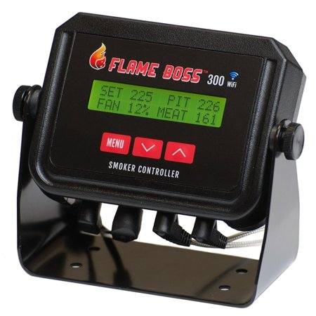 Flame Boss 300 Wifi Universal Grill   Smoker Temperature Controller