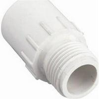 "Orbit 53361 3/4"" MHT X 3/4"" Slip Plastic Hose-To-Pipe Fittings"