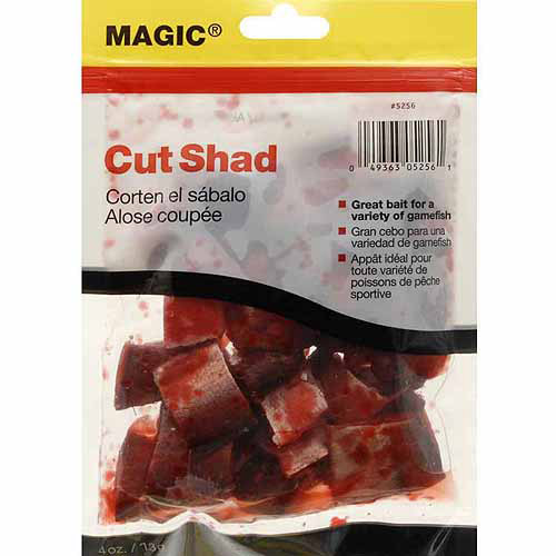 Magic Products Preserved Cut Shad