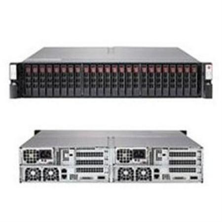 Supermicro Ha Storage Server 2u 927 24 Hdd W 2x1200w Psu
