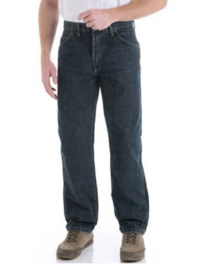 New Fashion Mens Wrangler Rugged Wear Dark Blue Jeans 38x34 Diversified Latest Designs Clothing, Shoes & Accessories