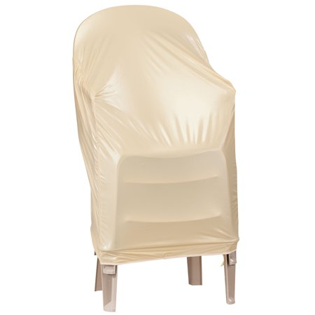 Groovy Miles Kimball Beige Stacking Chair Cover Walmart Com Alphanode Cool Chair Designs And Ideas Alphanodeonline
