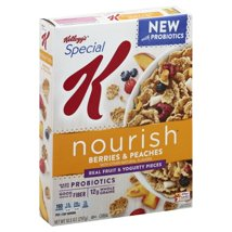 Breakfast Cereal: Special K Nourish