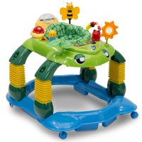 Delta Children Lil Play Station 3-in-1 Activity Walker, Mason the Turtle