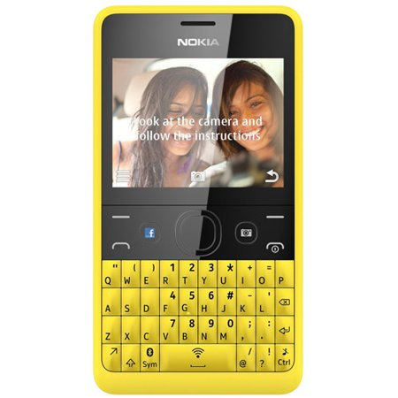 Nokia Asha 210 Rm-926 Unlocked Gsm Cell