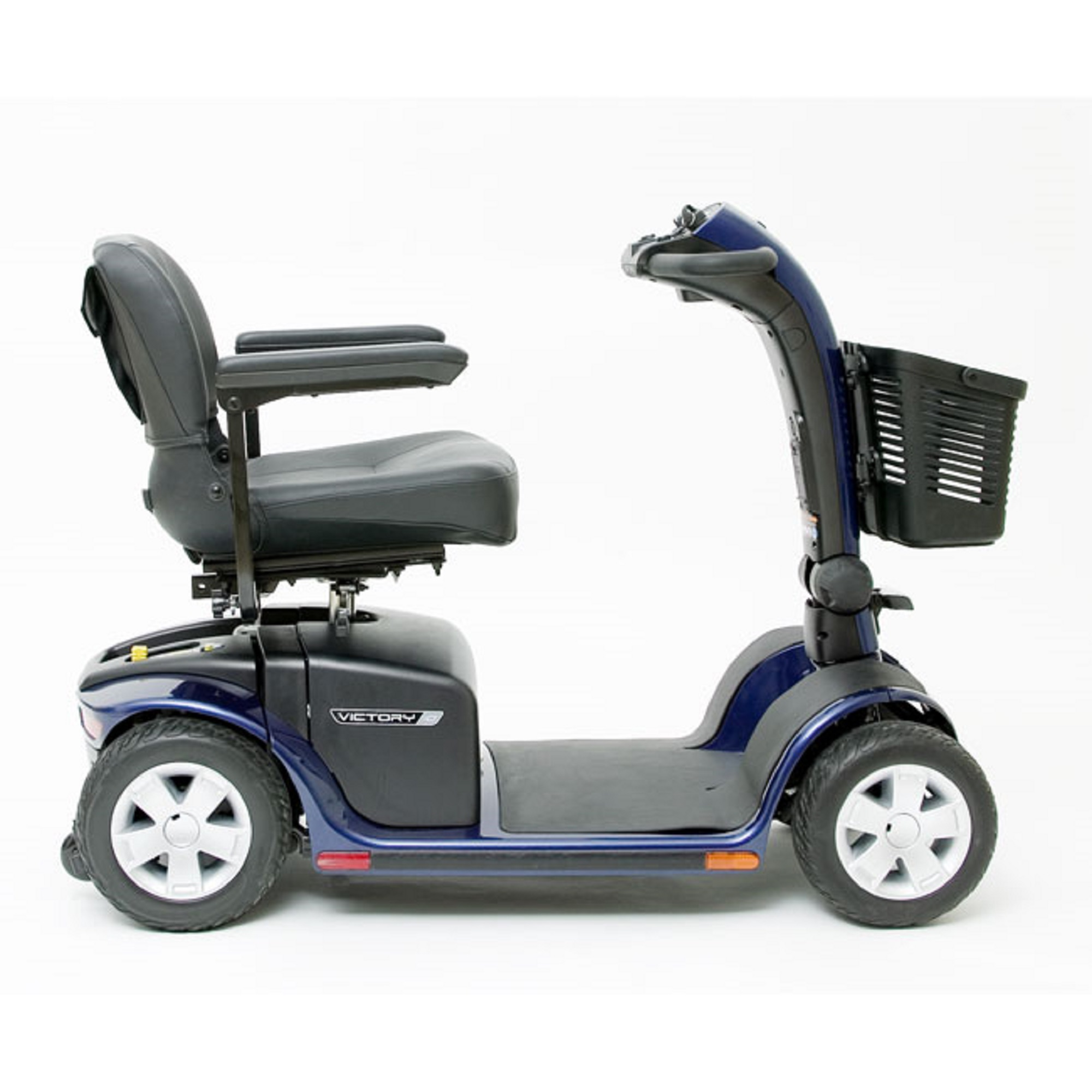 Pride Mobility Victory 10 - Full-Sized Scooter - 4-Wheel ...