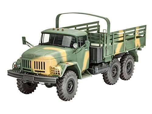 Revell Zil-131 Truck Model by Revell by