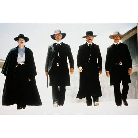 Bill Paxton Sam Elliott Val Kilmer Kurt Russell Tombstone Classic 24x36 Poster