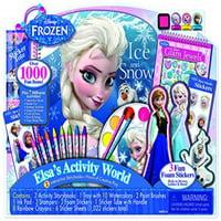 Bendon Disney Frozen Giant Art Collection Playset
