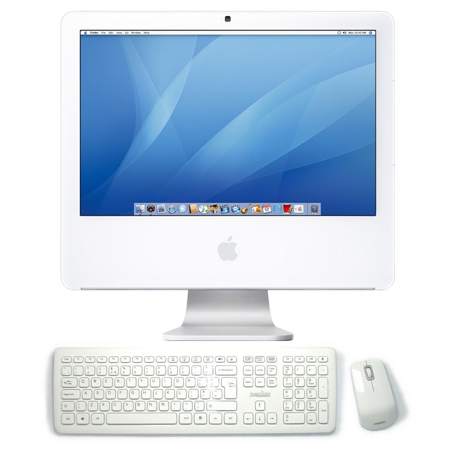 "Manufacturer Refurbished Apple 17"" iMac 1.83GHz Intel Core 2 Duo 1GB RAM 160GB HD - MA710LL/A"