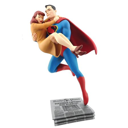 Superman Rescuing Lois Lane Statue - Lois Lane Costume Ideas