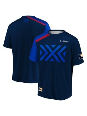 New York Excelsior INTO THE AM Overwatch League Sponsor Replica Home Jersey - Navy