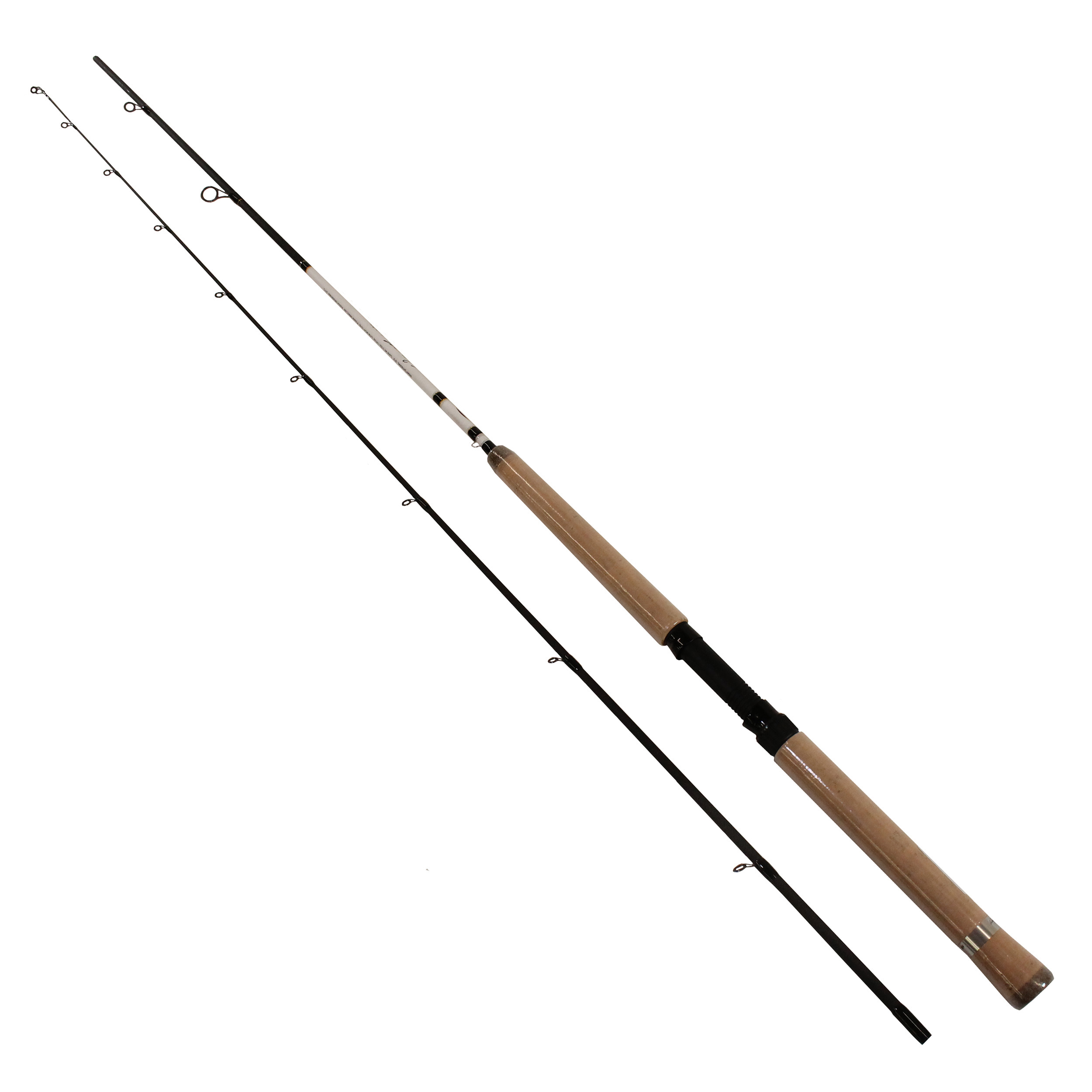 Lews Fishing Wally Marshall Pro Rod 10', 2 Piece, Medium/Light Power, Medium...