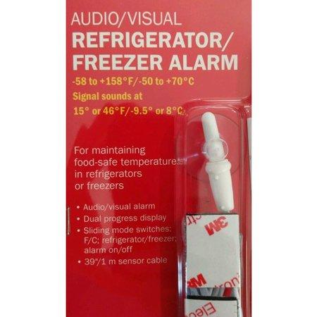 CDN Audio/Visual Refrigerator/Freezer Alarm