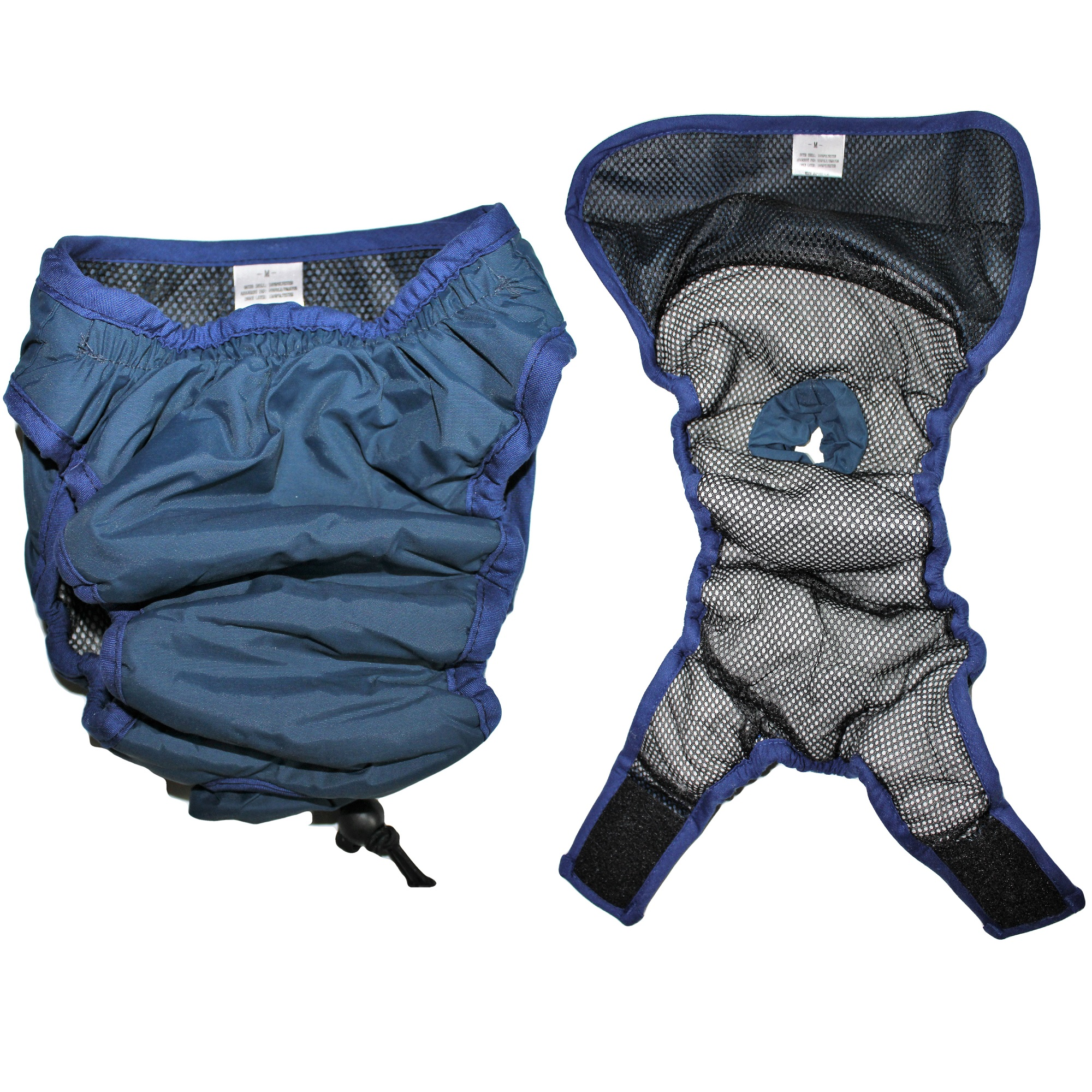 """Dog Cat Diaper Female WASHABLE Reusable For SMALL and LARGE Pet Absorbent Pad sz XX-Small (waist: 8"""" - 13"""")"""