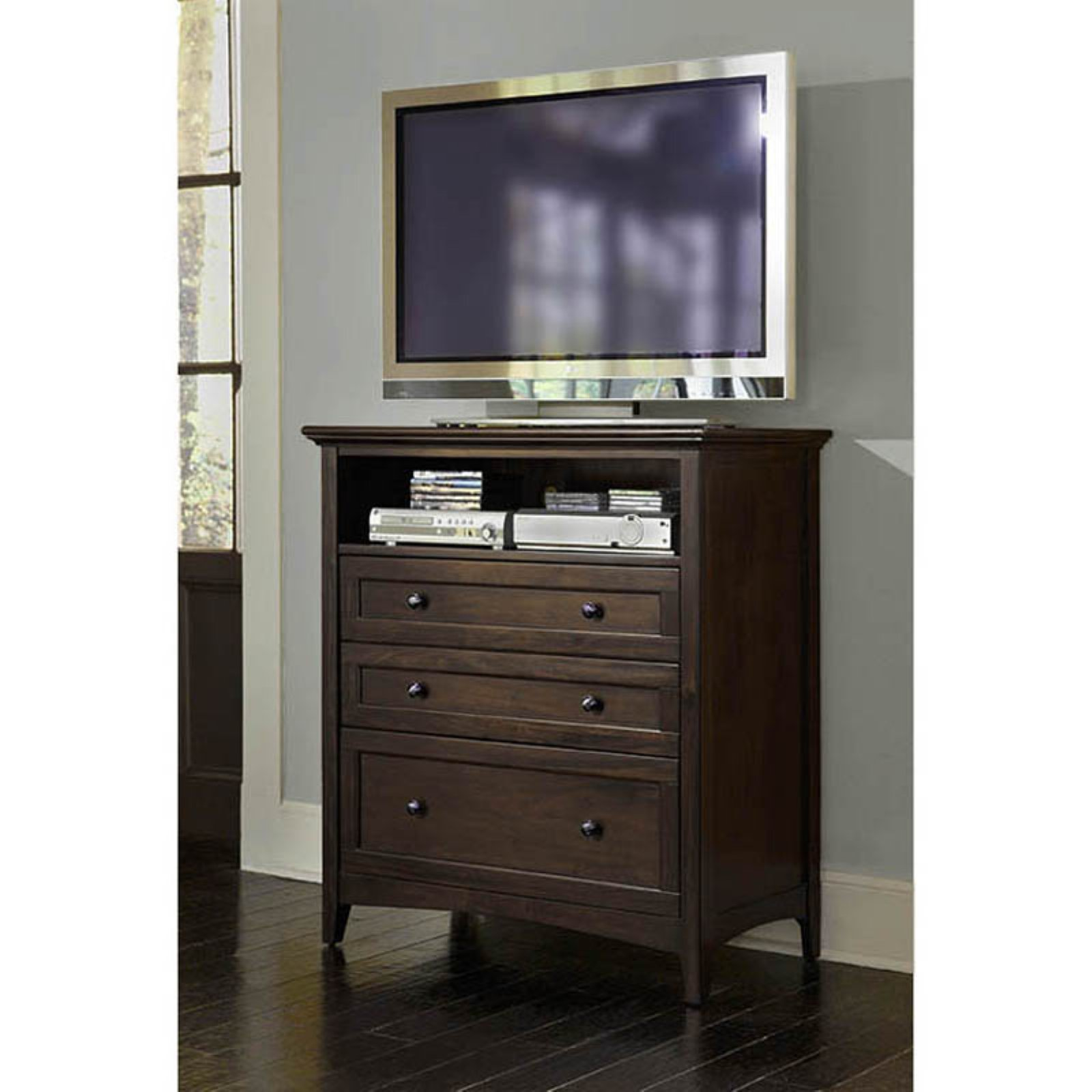 A-America Westlake 3 Drawer Media Chest