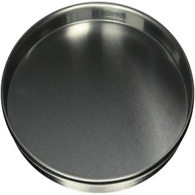 "American Metalcraft A2010 Pizza Pans, 10.25"" Length x 10.2"" Width, Silver by American Metalcraft"