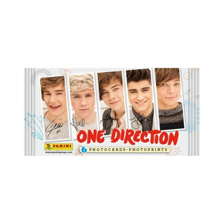 Pack Single Card - One Direction Photo Cards Single Pack