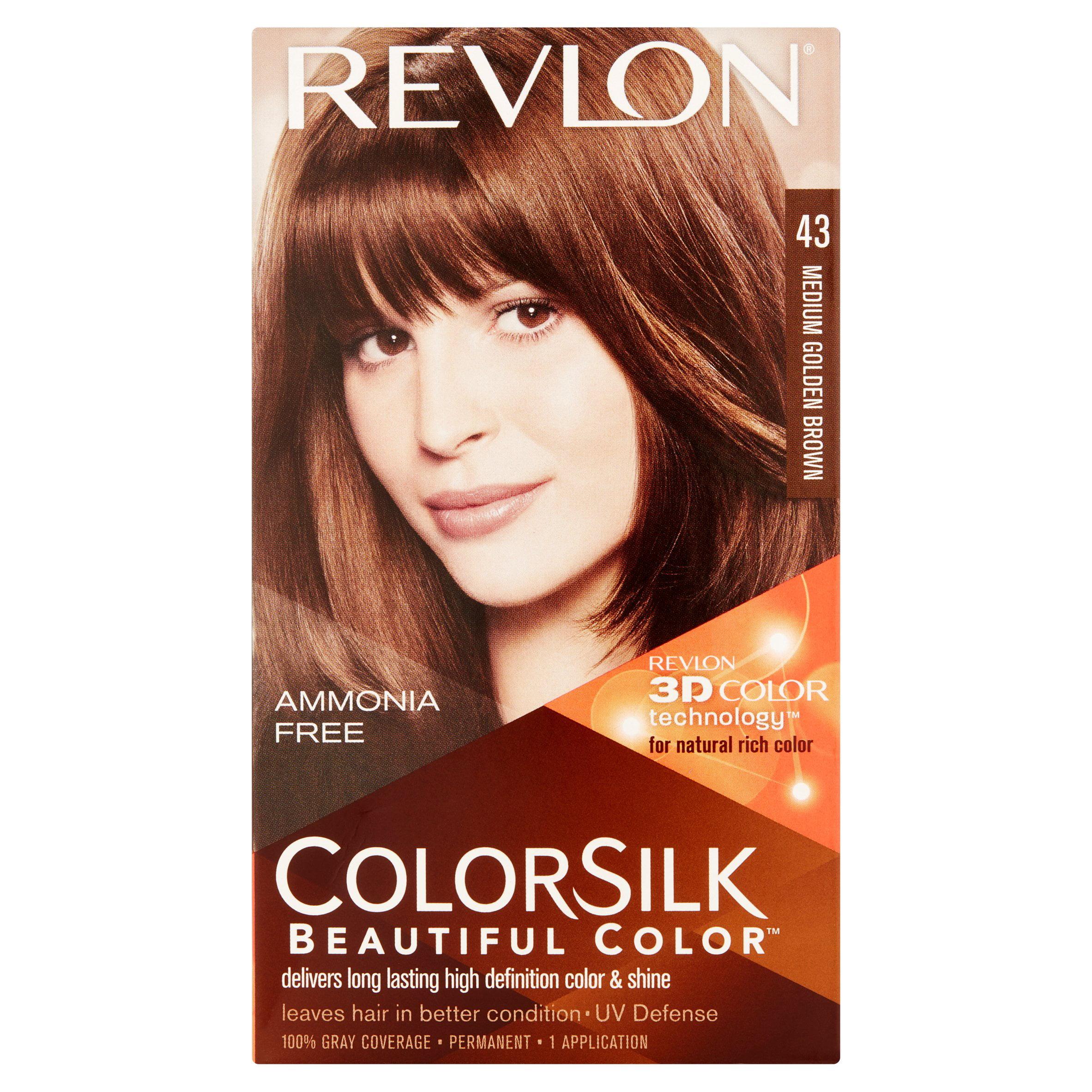 Revlon174 Colorsilk Beautiful Color8482 Permanent Liquid
