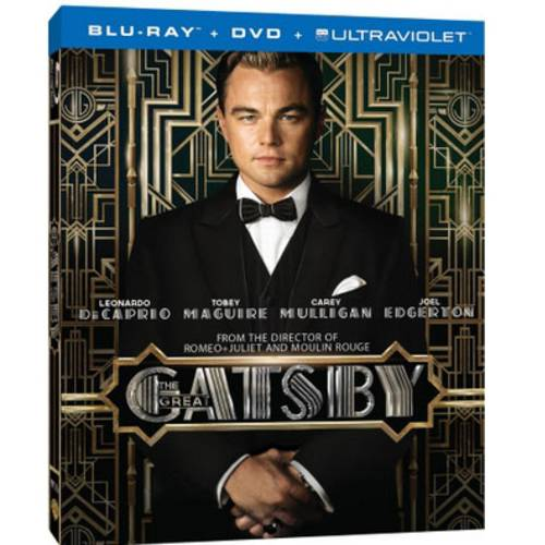 The Great Gatsby (Blu-ray + Digital HD With UltraViolet) (Walmart Exclusive)