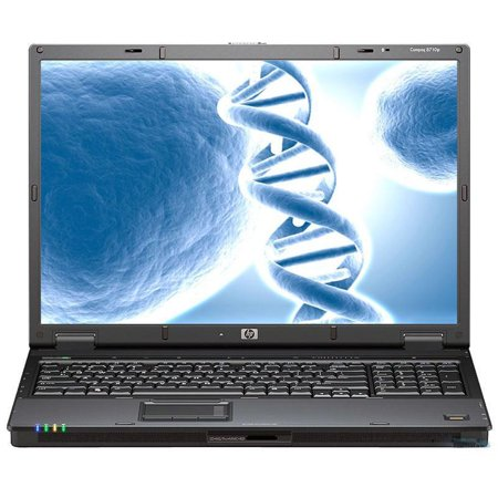 HP 8710p INTEL Core 2 Duo 2200 MHz 60Gig HDD 4096mb DVD/CDRW 17 WideScreen LCD Windows 7 Professional 32 Bit Laptop Notebook -