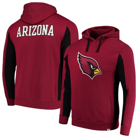- Arizona Cardinals NFL Pro Line by Fanatics Branded Team Iconic Pullover Hoodie - Cardinal