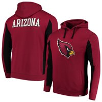 Arizona Cardinals NFL Pro Line by Fanatics Branded Team Iconic Pullover Hoodie - Cardinal