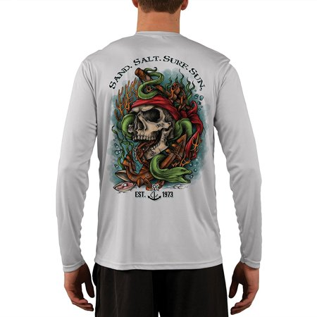 Skull Eel Anchor Men