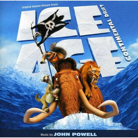 Ice Age: Continental Drift (Score) Soundtrack