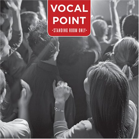 Standing Room Only By Byu Vocal Point Format Audio Cd Ship From Us
