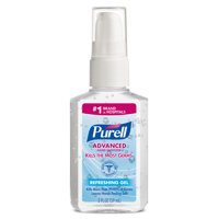 (Pack of 24) PURELL Advanced Instant Hand Sanitizer, 2 oz Personal Pump Bottle